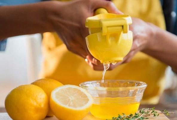 limón en el cutis