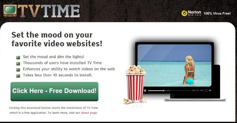 Elimina Tv Time