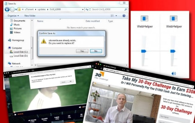 Elimina Web Helper